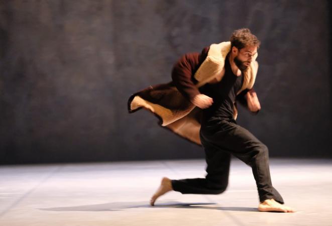Zdjęcie: Konin/Polska Sieć Tańca 2020/21: Polski Teatr Tańca Fabula rasa  chor. Maciej Kuźmiński