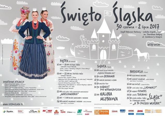 Zdjęcie: Koszęcin/Zespół Pieśni i Tańca: Święto Śląska